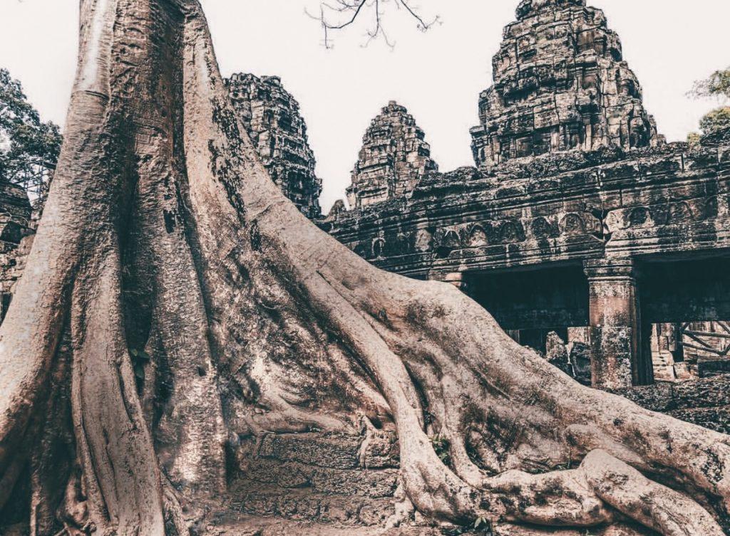 Angkor Wat_Banteay Kdei