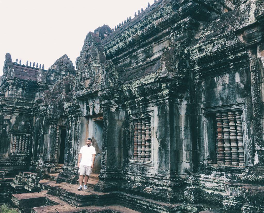 Angkor Wat_Banteay Samre