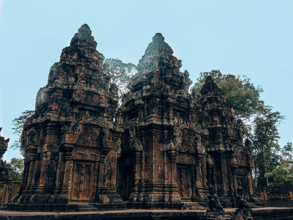 Angkor Wat_Banteay Srei
