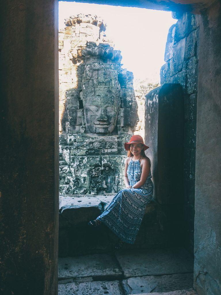 Angkor Temples_Bayon Temple