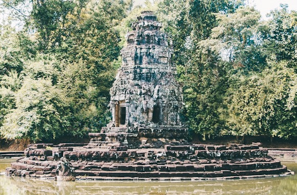 Angkor Wat_Neak Poan