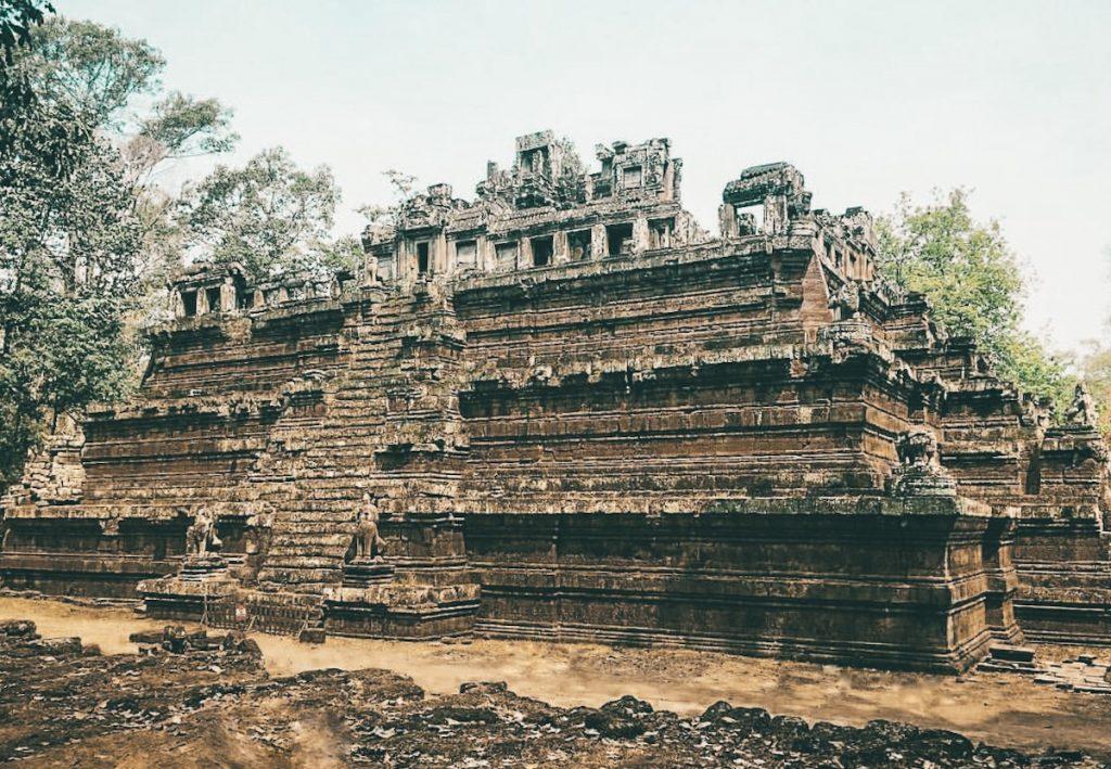 Angkor Wat_Phimeanakas