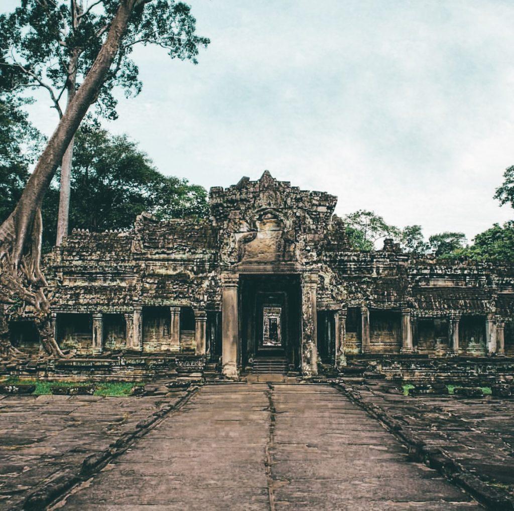 Angkor Wat_Preah Khan