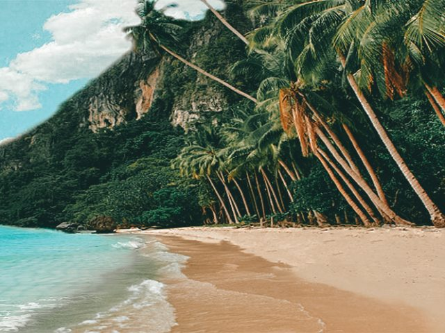 Beaches in El Nido